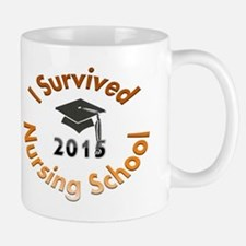 Survive Nursing School Mug