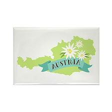 Austria Magnets