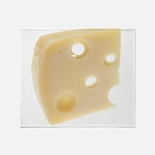 Swiss Cheese Throw Blanket