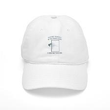 Keeping Yourself In The Fridge Baseball Cap