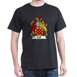 Mell Family Crest Dark T-Shirt