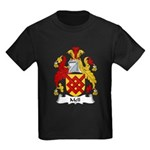 Mell Family Crest Kids Dark T-Shirt