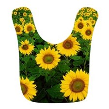 Field of Sunflowers Bib