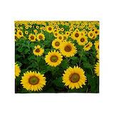 Sunflower Blankets