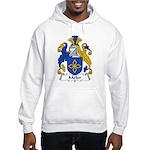 Meler Family Crest Hooded Sweatshirt