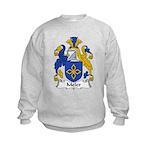 Meler Family Crest Kids Sweatshirt