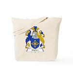Meler Family Crest Tote Bag