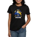 Meler Family Crest Women's Dark T-Shirt