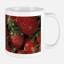 Bushel of Strawberries Mugs