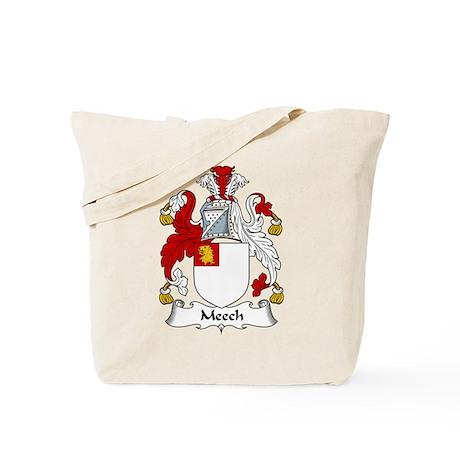 Meech Family Crest Tote Bag