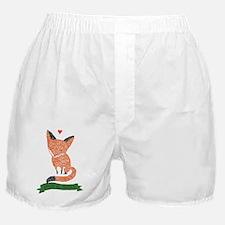 Amor de Zorra Boxer Shorts