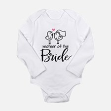 Mother of the Bride - Long Sleeve Infant Bodysuit