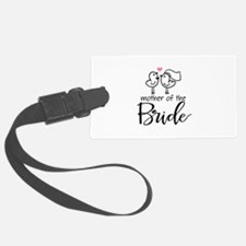 Mother of the Bride - Bird Coupl Luggage Tag