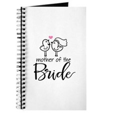 Mother of the Bride - Bird Couple Journal