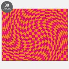 Checkerboard Warp Puzzle