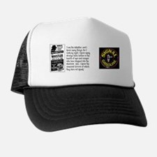THE WHISTLER - OLD TIME RADIO Trucker Hat