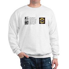 THE WHISTLER - OLD TIME RADIO Sweatshirt