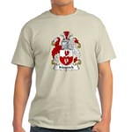 Maycock Family Crest Light T-Shirt