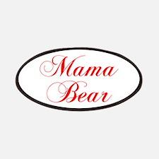 Mama Bear-Cho red 300 Patch