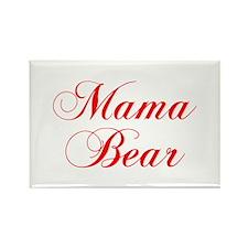 Mama Bear-Cho red 300 Magnets