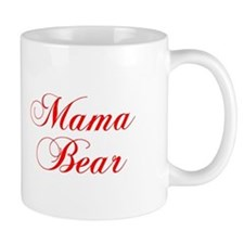 Mama Bear-Cho red 300 Mugs