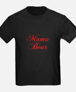 Mama Bear-Cho red 300 T-Shirt