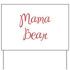 Mama Bear-MAS red 400 Yard Sign