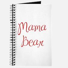 Mama Bear-MAS red 400 Journal