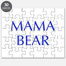 Mama Bear-Opt blue 550 Puzzle
