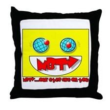 Throw NBTV Pillow