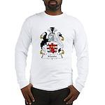 Maude Family Crest Long Sleeve T-Shirt