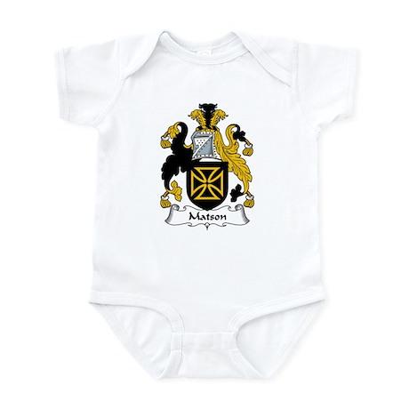 Matson Family Crest Infant Bodysuit
