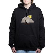 And He Rose Women's Hooded Sweatshirt