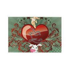 Bunny Lover Magnets