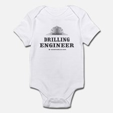 Drilling Engineer Infant Bodysuit