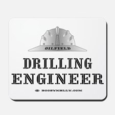 Drilling Engineer Mousepad