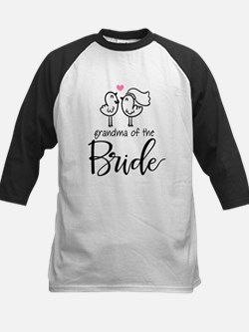 Grandma of The Bride Tee