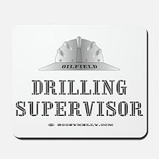 Drilling Supervisor Mousepad