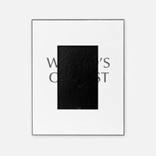 World s Okayest Mom-Opt gray 550 Picture Frame