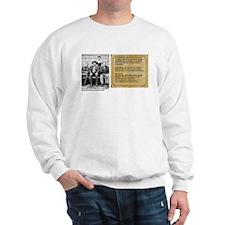 GUNSMOKE. OLD TIME RADIO Sweatshirt