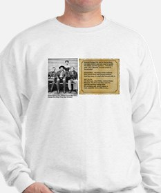 GUNSMOKE. OLD TIME RADIO Sweatshirt