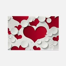 Heart Shapes Magnets