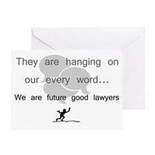"""Future Lawyers"" Greeting Card"
