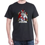 Marsham Family Crest Dark T-Shirt