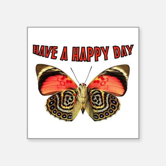 HAPPY DAY Sticker