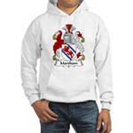 Marsham Family Crest Hooded Sweatshirt