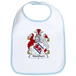 Marsham Family Crest Bib