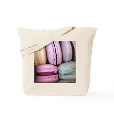 pastel macaron art Tote Bag