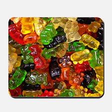 cute gummy bears Mousepad