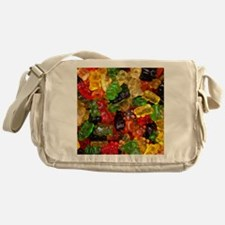 cute gummy bears Messenger Bag